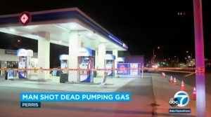 Gelder Funes-Lopez Killed in Perris, CA Gas Station Shooting.