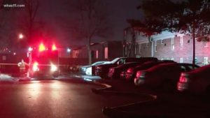 Louisville, KY Apartment Fire Leaves Mother and Child Fatally Injured.