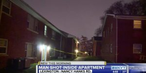 Lexington, KY Apartment Complex Shooting Leaves Juvenile Fatally Injured.