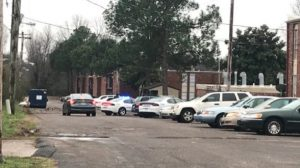 Eden Pointe Apartments Shooting, Memphis, TN, Leaves One Man Injured.