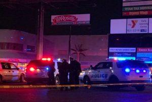 Cincinnati, OH Strip Mall Parking Lot Shooting Leaves People Injured.