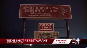 Greenville, SC Restaurant Parking Lot Shooting Leaves Two Teens Injured.