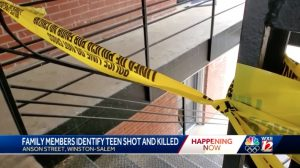 Jaymyian George Stinson Fatally Injured in Winston-Salem, NC Apartment Complex Shooting.