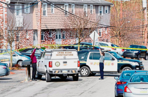 Plum Park Apartments Shooting, Plum, PA, Leaves One Man Injured.