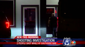 Flanagans Southside Bar Shooting, Corpus Christi, TX Leaves Two People Hospitalized.