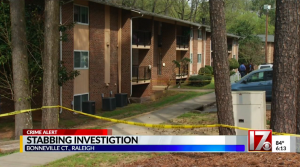Casa De Luna Apartment Complex Stabbing, Raleigh, NC, Leaves One Man Injured.
