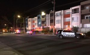 Las Vegas Apartment Complex Shooting Leaves Two People Fatally Injured.