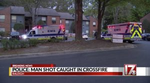 Raleigh, NC Apartment Complex Shooting Injures Innocent Bystander.