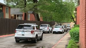 Lewiston Apartments Shooting, Tulsa, OK, Leaves One Person Injured.