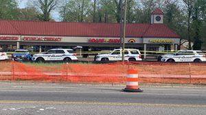 Bridge Shops Plaza Shooting, Newport News, VA, Leaves One Person Injured.