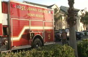 St. Augustine Shores, FL Apartment Fire Tragically Claims Life of One Person.