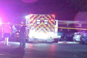 San Antonio, TX Apartment Complex Shooting Leaves One Man Injured.