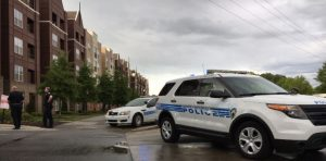 Charlotte, NC Apartment Complex Shooting Leaves One Man Injured.