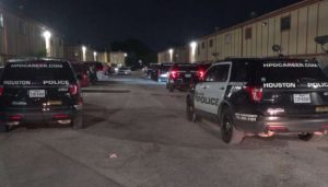 Houston, TX Apartment Complex Shooting Claims Life of One Man.