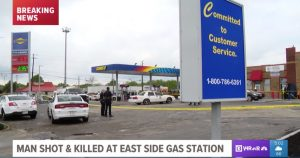 Donavan Barnett Fatally Injured in Indianapolis, IN Gas Station Shooting.