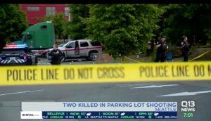 Seattle, WA Shopping Center Shooting Fatally Injures Two Men.