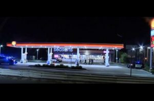 Randolph, MA Gas Station Shooting Critically Injures One Man.