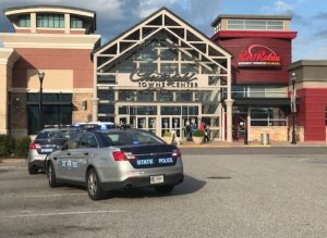 Chesterfield Towne Center Shooting, Richmond, VA, Leaves One Person Injured.