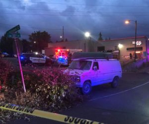 Reveal Lounge Parking Lot Shooting, Portland, OR, Claims Life of One Person.