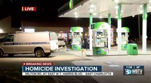 Allen Nugene Smith Found Shot to Death in Charlotte Gas Station Parking Lot.