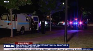 Vontairius Doster Fatally Injured in Charlotte, NC Apartment Complex Shooting.