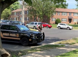 The Greenview at Chestnut Run Apartments Shooting, Wilmington, DE, Leaves One Man Injured.