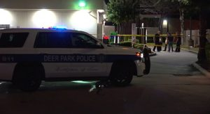 Deer Park, TX Fast Food Restaurant Drive-Thru Shooting Leaves One Man Injured.