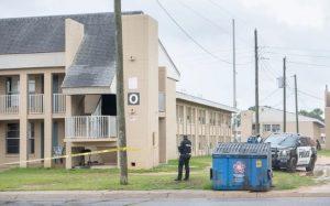 Pensacola Village Apartments Shooting, Pensacola, FL, Leaves One Man Injured.