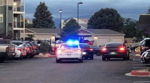 Copper Creek Apartments Shooting, Colorado Springs, CO, Leaves Two People Injured.