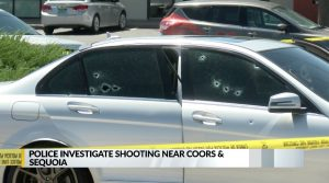 Strip Mall Shooting in Albuquerque, NM Leaves One Man Injured.