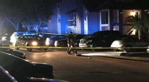 Oakwell Farms Apartments Shooting, Nashville, TN, Leaves Two Men Injured.