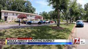 Arbor Creek apartment complex Shooting, Raleigh, NC, Leaves One Man Seriously Injured.