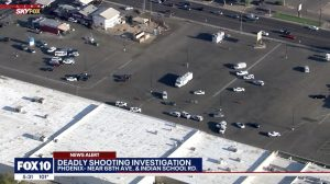 Leroy Trotter Identified as Victim Fatally Injured in Phoenix Parking Lot Shooting.