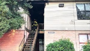 Memphis, TN Apartment Fire Claims the Lives of Two Men.