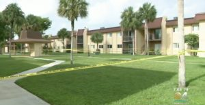 Lauderhill, FL Apartment Shooting Leaves One Man in Serious Condition.