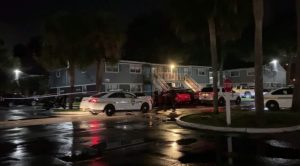 Jacksonville, FL Apartment Complex Shooting Leaves One Man Injured.