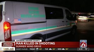 Azure Winter Park Apartments Shooting, Winter Park, FL, Fatally Injures One Young Man.