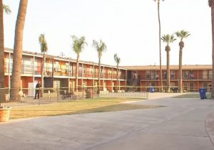 Residence Hotel Courtyard Shooting in Bakersfield, CA Claims Life of One Man.
