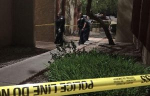 Ronald Van Fatally Injured in Phoenix, AZ Apartment Complex Shooting.