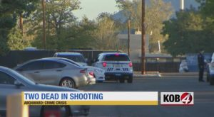 Albuquerque, NM Apartment Complex Shooting Fatally Injures Two People.