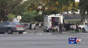 Ke'Shawn Reed Fatally Injured in Sunrise, FL Apartment Complex Shooting.