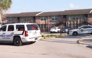 Hilltop Village Apartments Shooting, Jacksonville, FL, Leaves Two Men Injured.