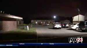 Man Injured in Tulsa, OK Comanche Park Apartments Attempted Robbery/Shooting.