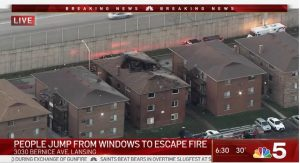 Lansing, IL Apartment Fire Claims One Life, Others Injured.