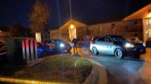 Hunter's Glen Apartments Shooting, Springfield, MO, Injures One Man.