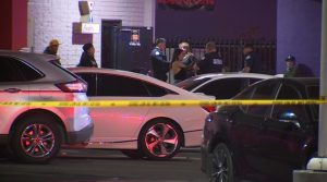 Shooting Outside Fresno, CA Bar Injures Two People.