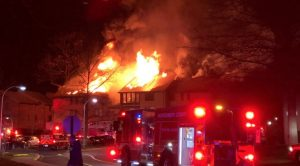 Silver Spring, MD Apartment Fire Claims Life of One Woman.