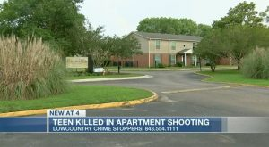 Palmilla Apartments Shooting in Charleston, SC Fatally Injures Teen.
