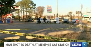 Memphis, TN Gas Station Shooting Claims One Life, Injures One Other Person.