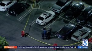 Los Angeles, CA Shopping Center Parking Lot Shooting Claims Life of One Man.